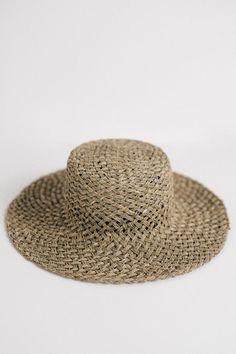 Seabreeze - Seagrass Hat - GIGI PIP