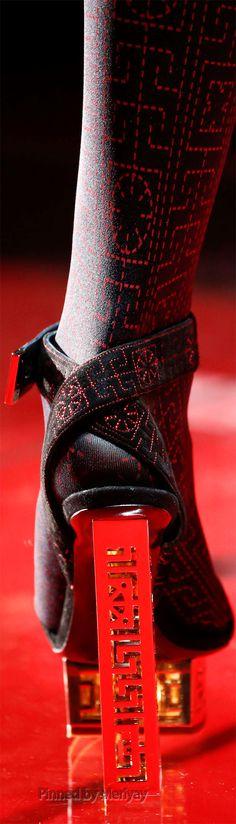 Frivolous Fabulous Versace.Fall 2015 Frivolous Fabulous Color My World