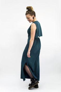 Ariel Maxi Dress - Seafoam