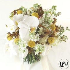 Buchet mireasa bujori orhidee mathiolla _ BM215 – YaU concept Wedding Bouquets, Floral Wreath, Wreaths, Table Decorations, Design, Home Decor, Floral Crown, Decoration Home, Wedding Brooch Bouquets