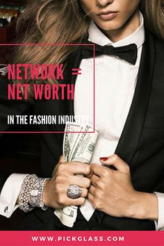 Business side of fashion industry 71