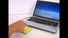 SNOWPAD: Multi-touch trackpad - programmable, Arudino/microcontroller fr...