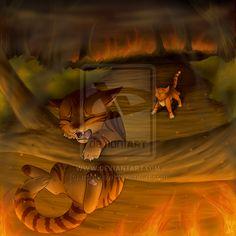 +Burning Brambles+ by min-mew on deviantART