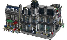 Modular Police Station Edit 3C+ PR + PS angle 2 | Flickr - Photo Sharing!