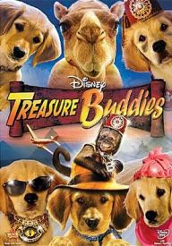 Treasure Buddies DVD ~ these adorable pups go to Egypt!