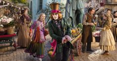 Five issues every parent should consider before taking kids to see Disney's 'Alice Through the Looking Glass.'