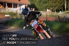 See you in Uddevalla at #MXSM tomorrow!  #dwbtoftshit #uddevalla #mx #mxgirls #dirtbike #in4lifecollection #in4life  @henrik_torbjornsson