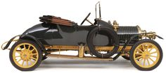 1909 GEORGES ROY 12-HP TOURING SPORT TORPEDO