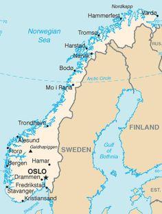 Campus en Noruega