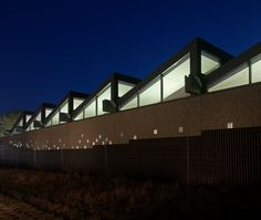 ENCINITAS FIRE STATION #2 |  sustainable design, LEED silver.  landmark. saw-tooth roof