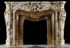 ** Marvelous Marble Design Inc. works with residential owners and designers to create custom designed limestone and marble fireplace mantels that accent the home.