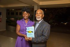 Book launch at The Undercroft, University of the West Indies, Mona, Jamaica on March 15, 2018.