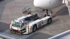 Goldhofer AG 'AST-3' towbarless aircraft tractor