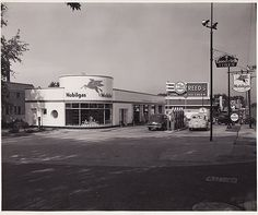Collectible of the Month--Vintage Service Station Photos - Primarily Petroliana Shop Talk