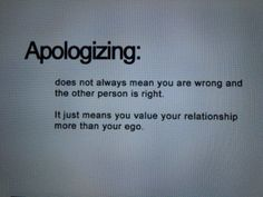 apology accepted. - Click image to find more Humor Pinterest pins