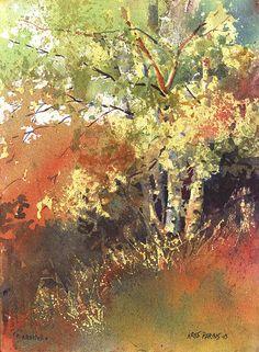 Kris Parins #watercolor jd