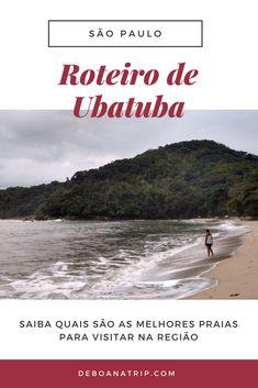 Ubatuba, em São Paulo, tem várias praias lindas para todos os estilos de público. Veja como fazer um roteiro de carro pela região. #ubatuba #saopaulo #sp #viagem #travel #trip #brasil #visitbrazil #dicasdeviagem #turismo #tourism