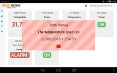I  hope to heat up #TNWEurope venue to show you how this #alert works.  #cecohome #TheNextWeb #TheNextWebConference  #IoT #internetofthings #startup #smarthome #smarthouse #cellular #diy #electronics #web #demo #interface #smart #cellular #mobile #3g #MobileNetwork #telco #telcos #telecom #telecommunications #умныйдом #интернетвещей #alarm #temperature #smartthings by isocketworld