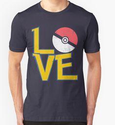 Poke-Love | gonna catch 'em all | Pokemon Go | Pokeball - team valor, team instinct, team mystic - Nintendo - Geek - Nerd - Videogame - Anime - Manga