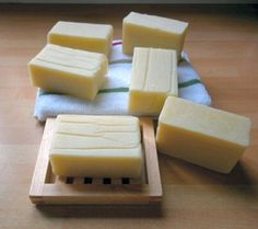 How to Make Castile Soap