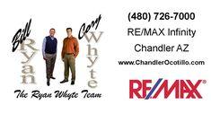 December 2013 Chandler Arizona Real Estate Market Update from Top Real Estate Agents in Chandler Arizona - Bill Ryan and Cory Whyte