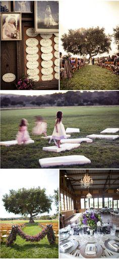 full wedding at crossroads