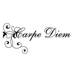 carpe diem tattoo-on the wrist