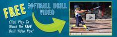Softball Drills | Softball Practice | Softball Coaching Tips - Fastpitch softball drills for hitting, pitching, defense and more