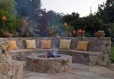 Need a fire pit in my back yard. I think this one will do nicely.