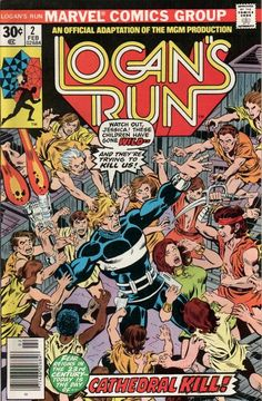 George Perez on Logan's Run