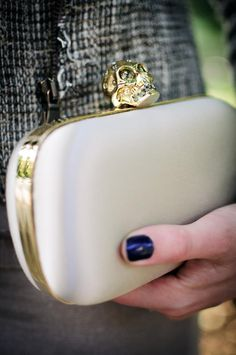 awesome skull clutch.