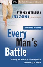 Every Man's Battle - The more I look around, the more I see a need for men and women to step up to the battle line and choose to fight against unfaithfulness even if it only exists in our fantasies.