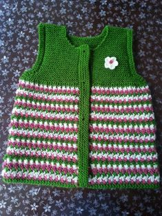 Çok Beğeneceğiniz 44 Bebek Yelek Örgü Modelleri Sewing, Knitting, Crochet, Sweaters, Fashion, Kid Outfits, Tricot, Tejidos, Moda