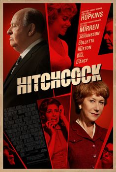 British film and theatre's biggest heavyweights, Dame Helen Mirren and Sir Anthony Hopkins have finally paired up in one of the most exciting films of the year - Hitchock.