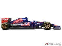 F1GP2015 Toro Rosso Renault STR10