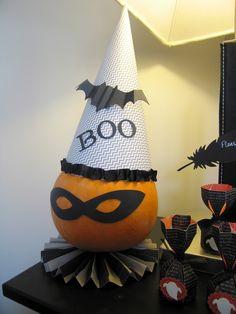 Dress up your pumpkin using Lifestyle Crafts dies!