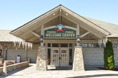 Are you ready to be welcome to Pigeon Forge?!