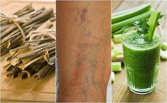 5 plante care stimulează circulația sanguină — Doza de Sănătate Diuretic, Kraut, Herbal Remedies, Celery, Asparagus, Zucchini, Health Tips, Herbalism, Plant Leaves