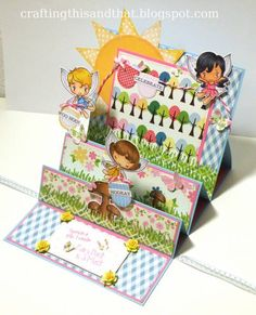 Fairy Dust is a Must by eva91 - Cards and Paper Crafts at Splitcoaststampers