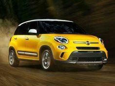 Fiat 500L - Yellow Cars