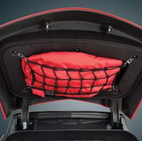 Saddlebag and Trunk Lid Organizers for Can Am Spyder RT   ZZ38248   J&P Cycles