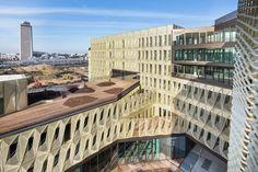 Le Coruscant / Atelier d'Architecture Brenac-Gonzalez