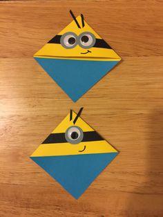 Minions corner bookmarks                                                                                                                                                     Más