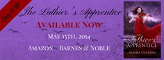 Book Release Blitz: The Luthier's Apprentice by Mayra Calvani