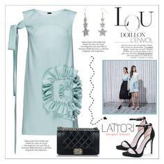 """LATTORI dress"" by water-polo ❤ liked on Polyvore featuring Lattori, Chanel, Boohoo, ASOS, polyvoreeditorial and lattori"