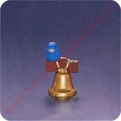 1993 Liberty Bell - Merry Miniature