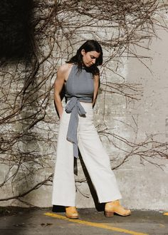Penney Sage of Pants, Fashion, Trouser Pants, Moda, Fashion Styles, Women's Pants, Women Pants, Fashion Illustrations, Trousers