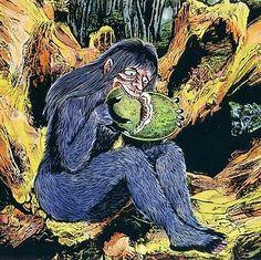 Yokai: Satori by Shigeru Mizuki (1981)