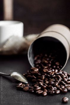 Coffee by Alie Lengyelova | Stocksy United