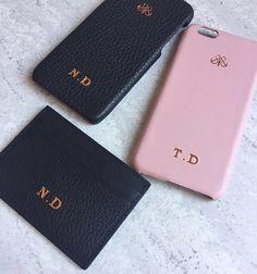 Classic essentials never die ! . #cardholder #iphonecase #luxury #leathergoods…